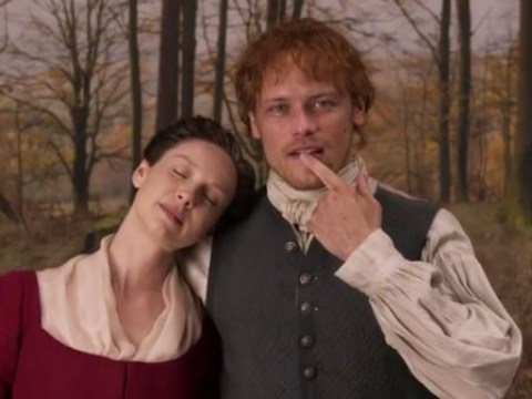 Outlander's Caitriona Balfe and Sam Heughan wrap season 4 filming with adorable video