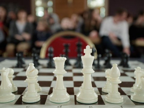 English Chess Federation gave job of promoting the game to women to a man
