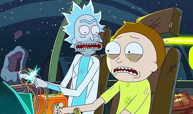 Rick And Morty co-creator apologises over offensive baby doll video after leaving Twitter