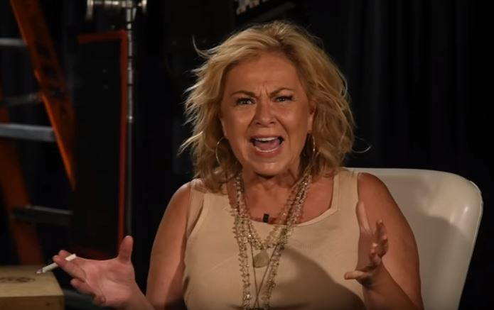 Roseanne Barr says her critics 'should f**k off' following TV apology to Valerie Jarrett