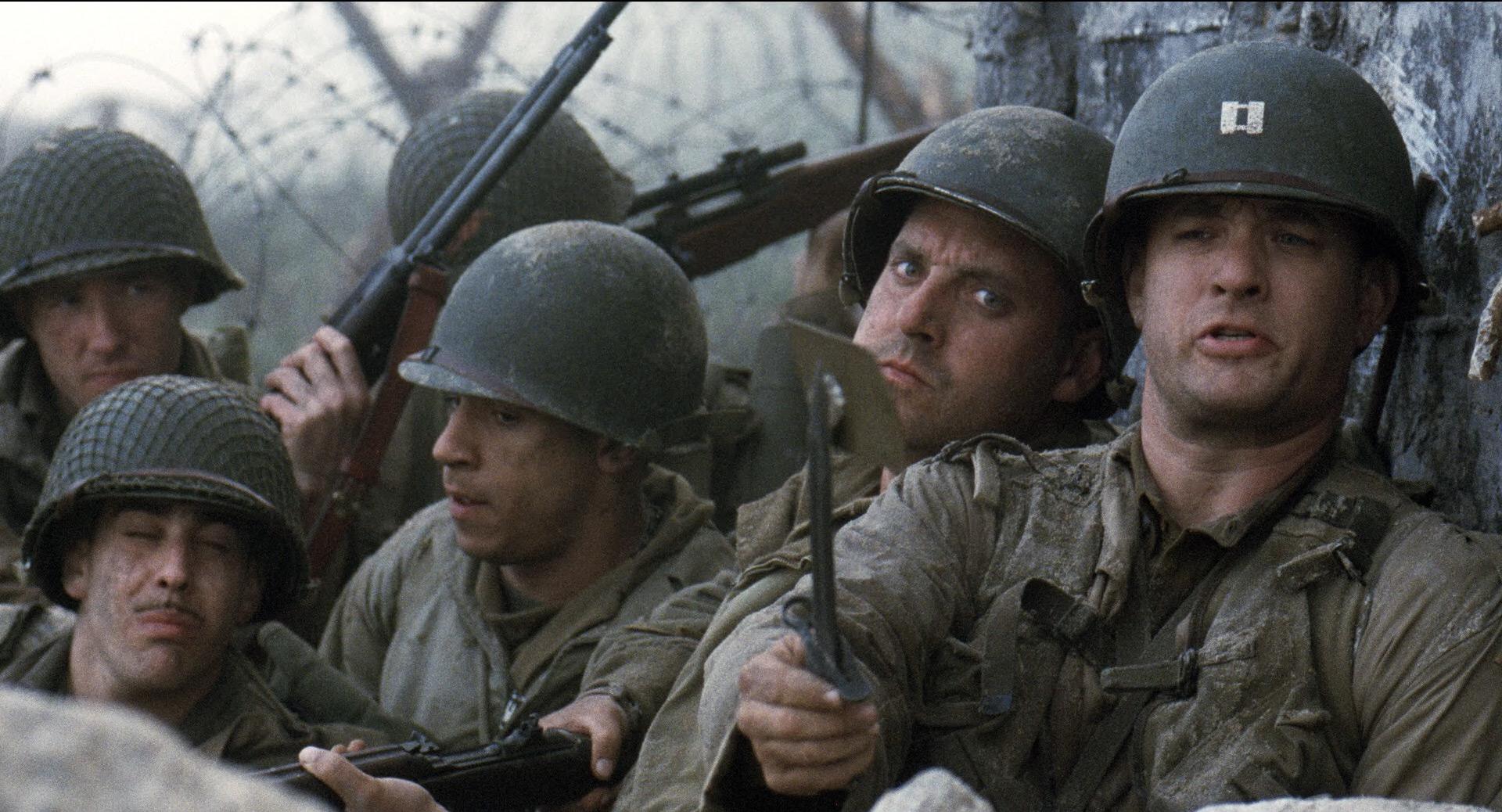 Saving Private Ryan's harrowing 23-minute opening scene cost $12 million to make