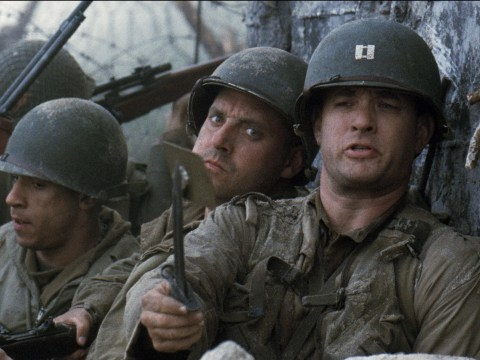 Saving Private Ryan's harrowing 23-minute opening scene cost $12 million to make