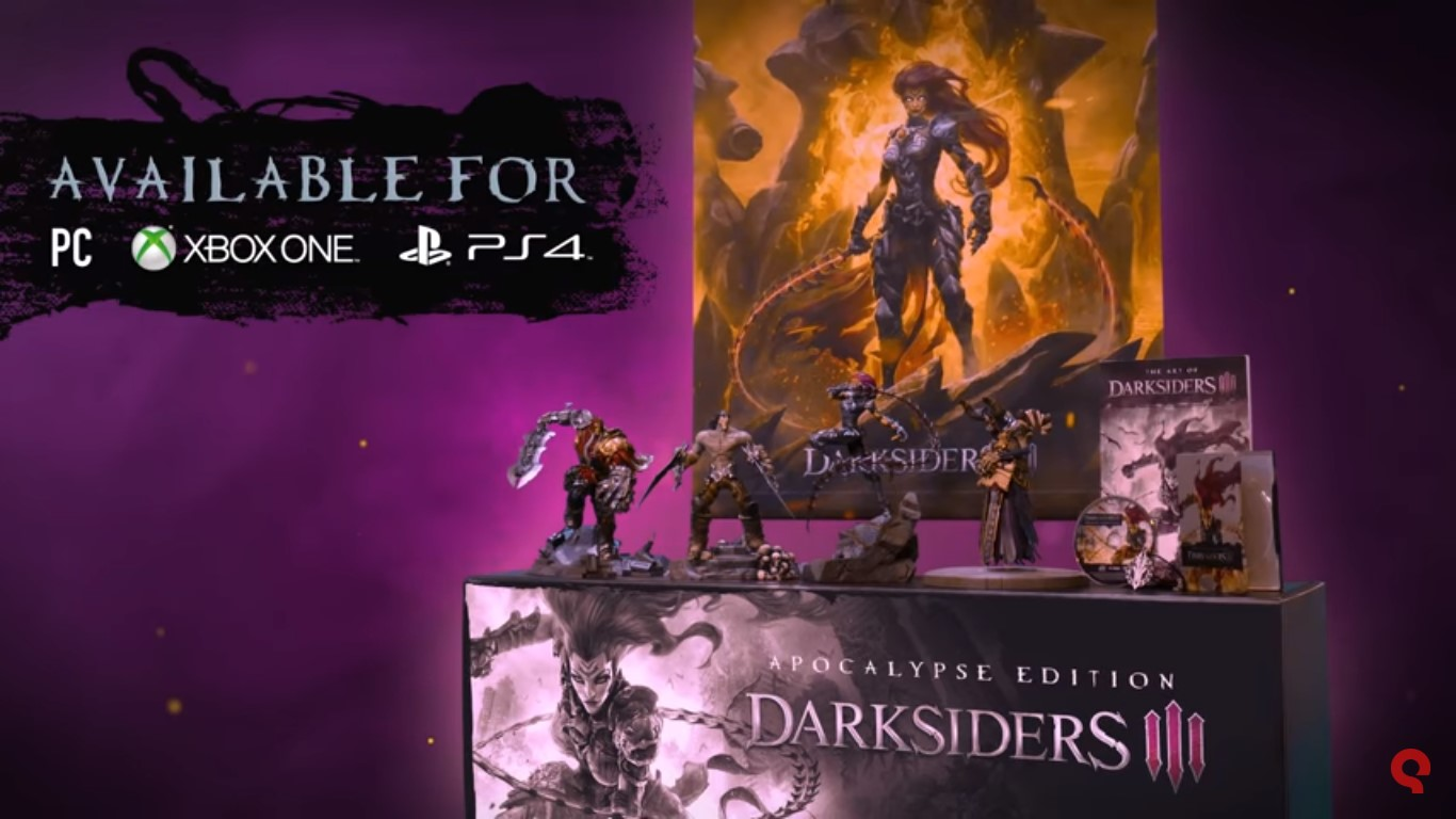 Darksiders III Apocalypse Edition - are you tempted?
