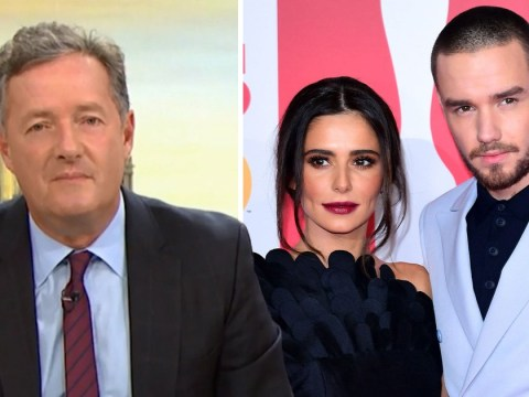 Piers Morgan suggests Liam and Cheryl 'fuelled' their own breakup rumours