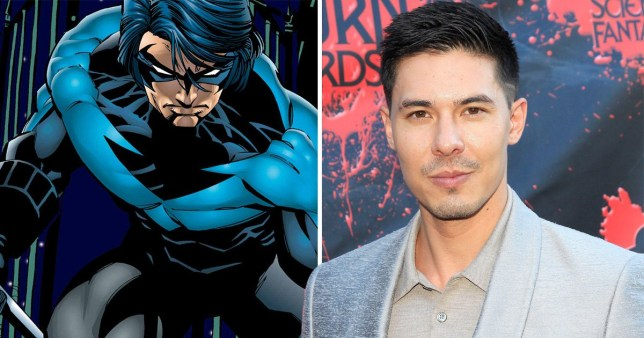 Has the Nightwing movie found its Dick Grayson? Lewis Tan is hoping so