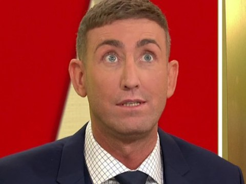 Christopher Maloney can't bare to look at himself 'for more than three seconds' as he continues to battle self-love and image issues