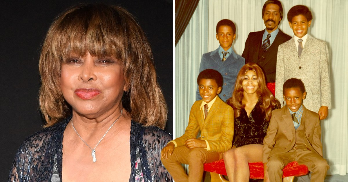 Tina Turner's oldest son dies aged 59