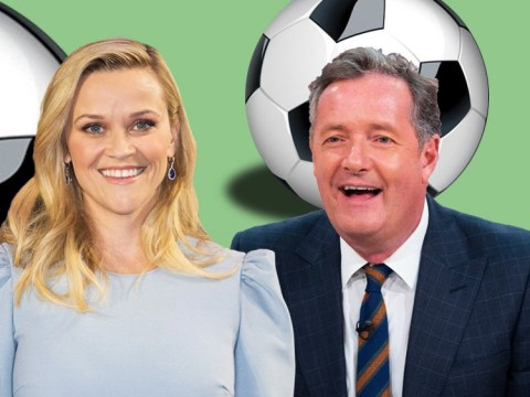 Reese Witherspoon and Ross Kemp lead celebs celebrating England's win against Colombia in World Cup