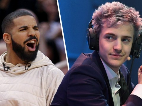 Ninja says Drake 'made gaming cool' after they played Fortnite together and smashed records