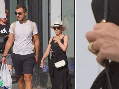Kylie Minogue sparks engagement rumours just days after making Paul Solomons romance Instagram official