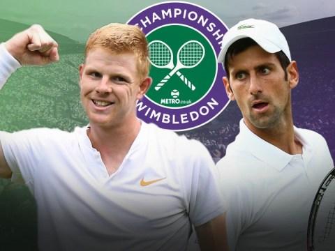 Wimbledon 2018 order of play, day 6: Full schedule including Kyle Edmund v Novak Djokovic and Rafael Nadal