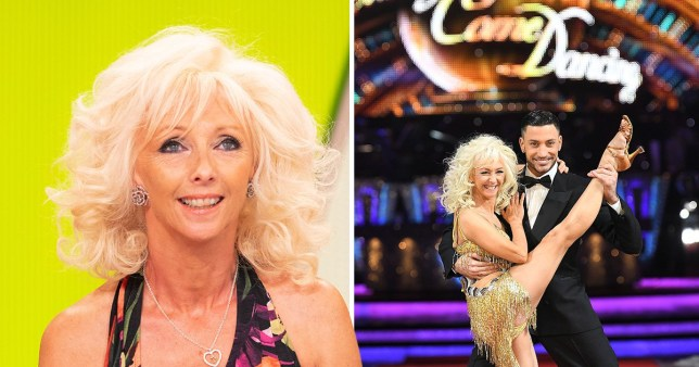 Debbie McGee Strictly