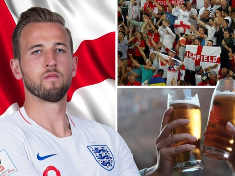 Harry Kane vows to do England proud in World Cup match against Sweden