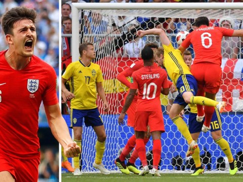 England march into World Cup semi-finals after sweeping aside Sweden