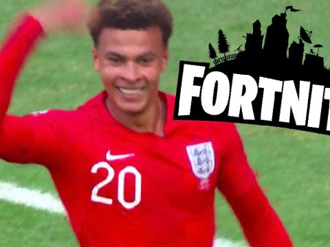 England's Dele Alli did the Fortnite dance after scoring against Sweden and no one knows what to think