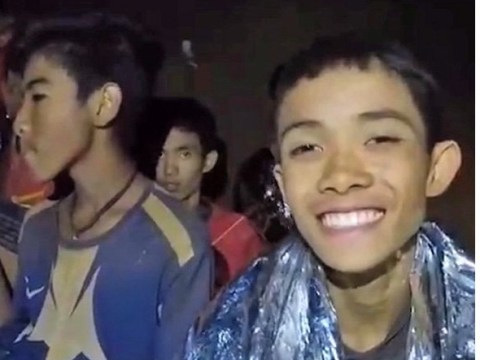 Four boys trapped in flooded Thailand caves have been rescued