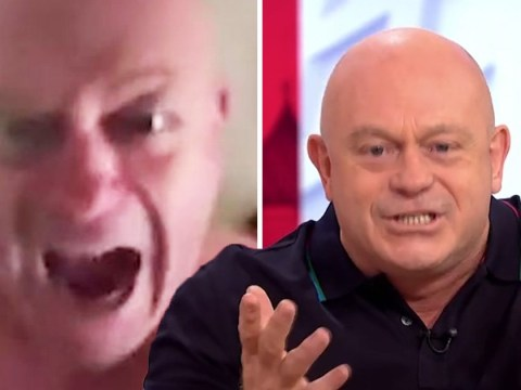 Ross Kemp now has to watch World Cup alone as he explains passionate viral videos