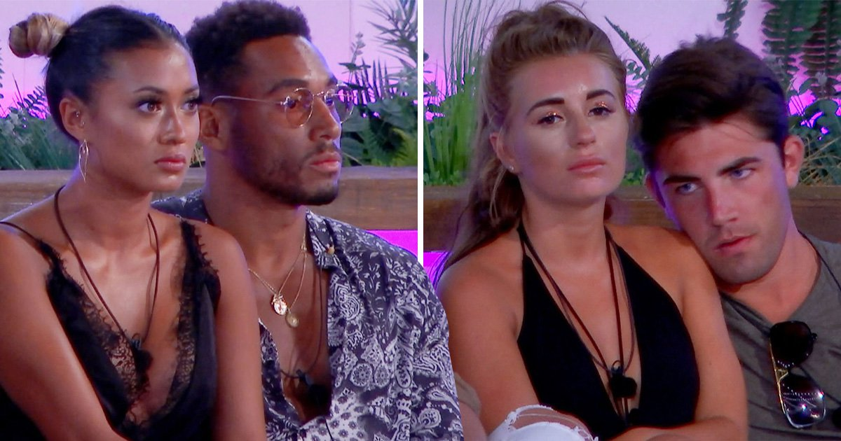 Love Island's Josh and Kaz are starting to pose a threat to Jack and Dani's title
