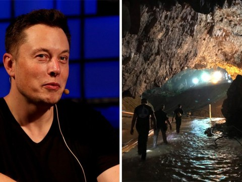 Elon Musk turned up at the Thai cave rescue even though his submarine is 'impractical'
