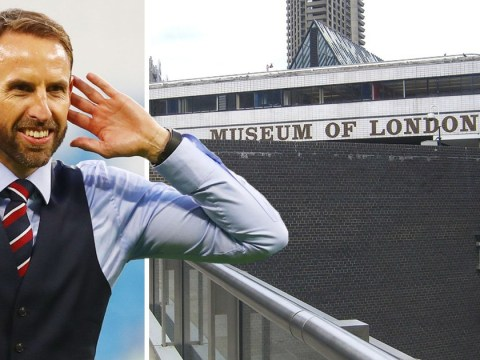Museum Of London wants to add Gareth Southgate's waistcoat to its collection