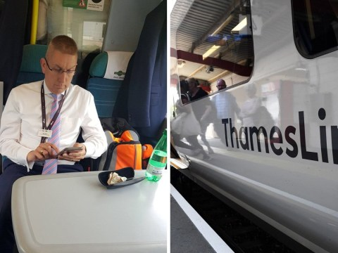 Rail boss sparks fury after refusing to let passengers onto empty carriage