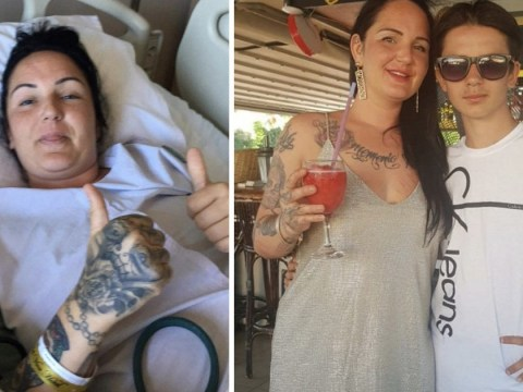 Woman had bowel and womb ripped out after flying off jet ski on holiday