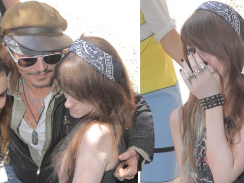 Johnny Depp fan left in tears after emotional moment she met her idol