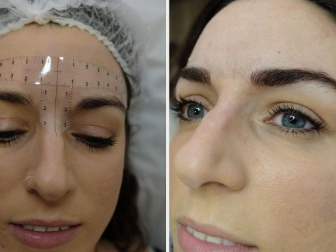 A step-by-step guide to microblading AKA semi-permanent eyebrows