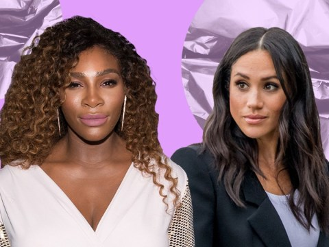 Serena Williams says her and Meghan Markle 'helped each other through a lot'