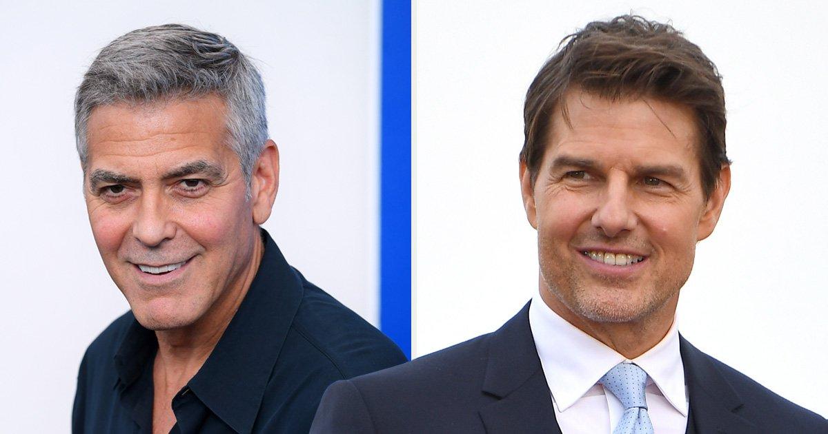 Tom Cruise warns friend George Clooney to 'be careful' after bike crash