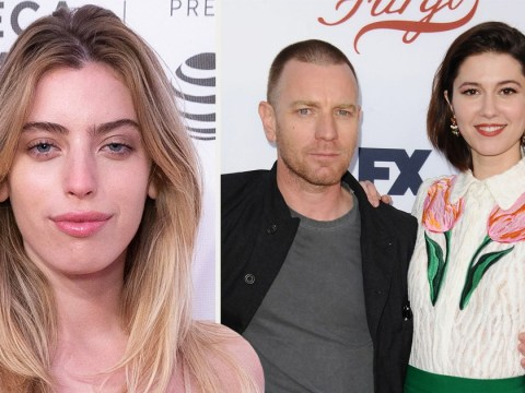 Ewan McGregor's daughter makes feelings known and calls dad's lover Mary Elizabeth Winstead 'piece of trash'