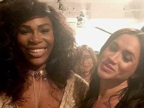 How does Meghan Markle know Serena Williams? An A-list friendship the Duchess of Sussex treasures