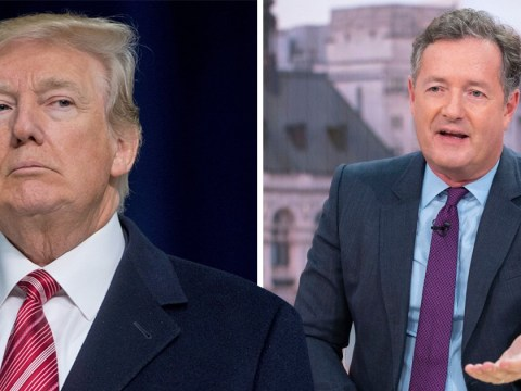 Piers Morgan reveals why he refuses to 'smash hammer over' Donald Trump ahead of controversial ITV interview with president