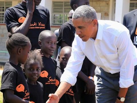 Barack Obama delights Kenya with first visit to ancestral home since presidency