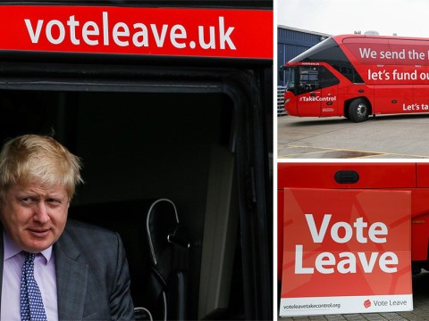 Vote Leave referred to police for breaking electoral law and fined £61,000