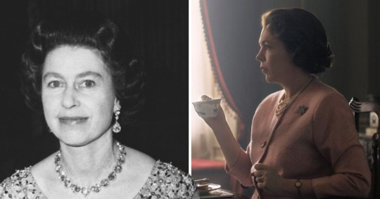The Crown season 3: How do the cast compare to real-life
