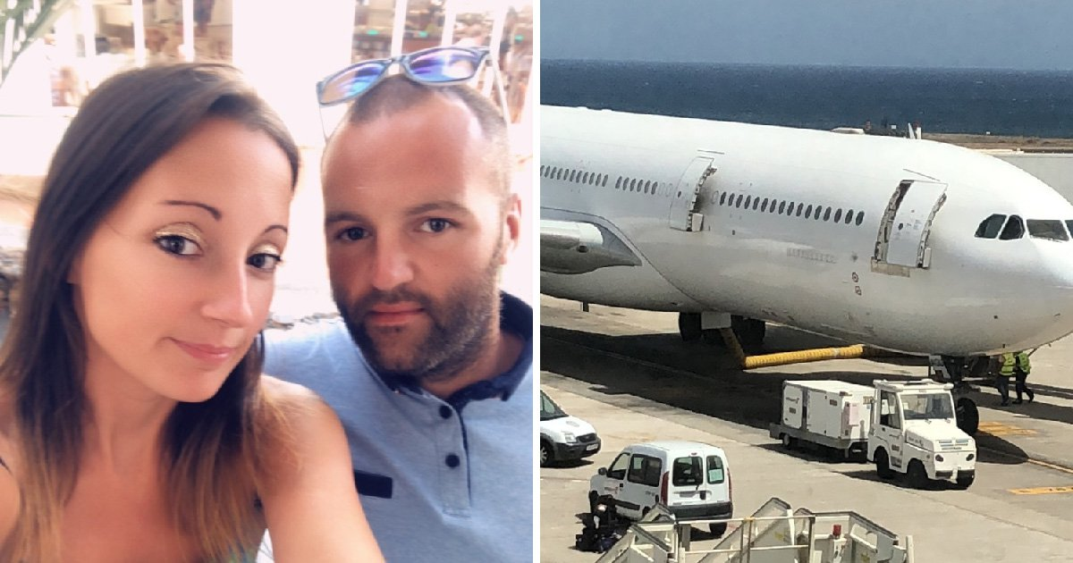 Passengers start fainting and vomiting after being left on runway for three hours