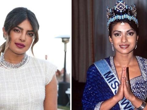 Pageant juror claimed Priyanka Chopra was 'too dark' to be crowned Miss India