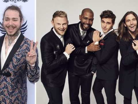 Queer Eye's Karamo Brown backs up Post Malone after fans say he needs a makeover