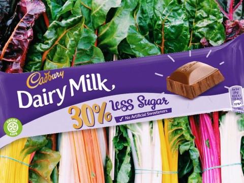 Cadbury to launch healthier Dairy Milk bar