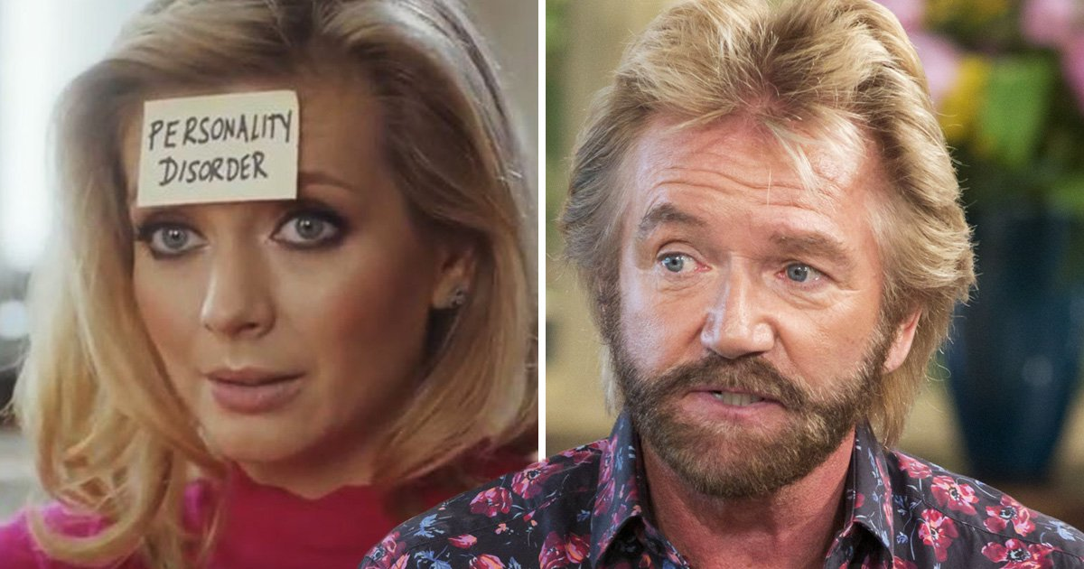 Noel Edmonds lashes out at Rachel Riley for joining Lloyds Bank mental health campaign