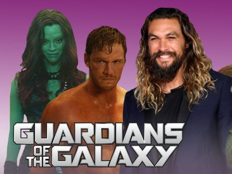 Jason Momoa once auditioned for Guardians of the Galaxy