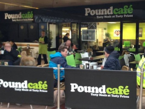 The pound cafe where a fry-up costs £1 to help struggling families