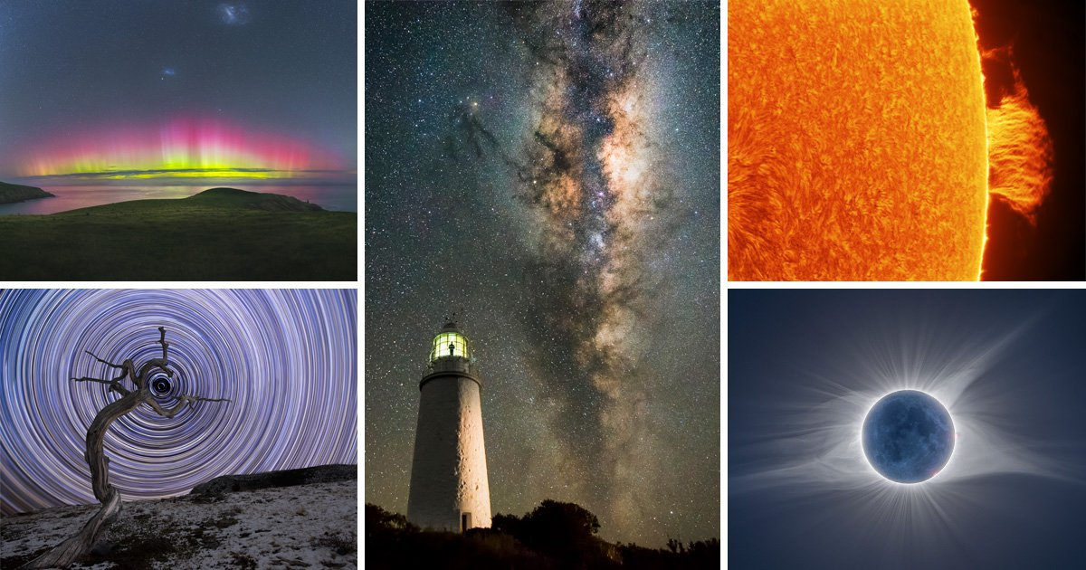 Here are our favourite pictures from the Astronomy Photographer of the Year 2018 awards