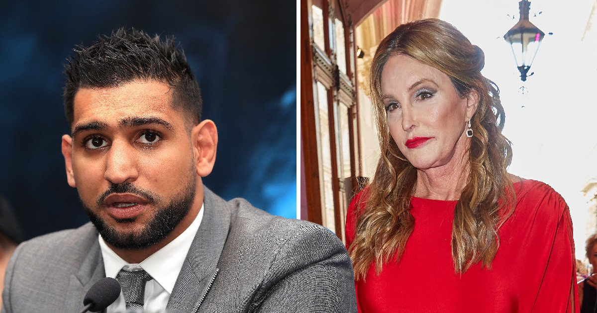 'It was a genuine mistake': Amir Khan issues apology to transgender community for calling Caitlyn Jenner 'Bruce'