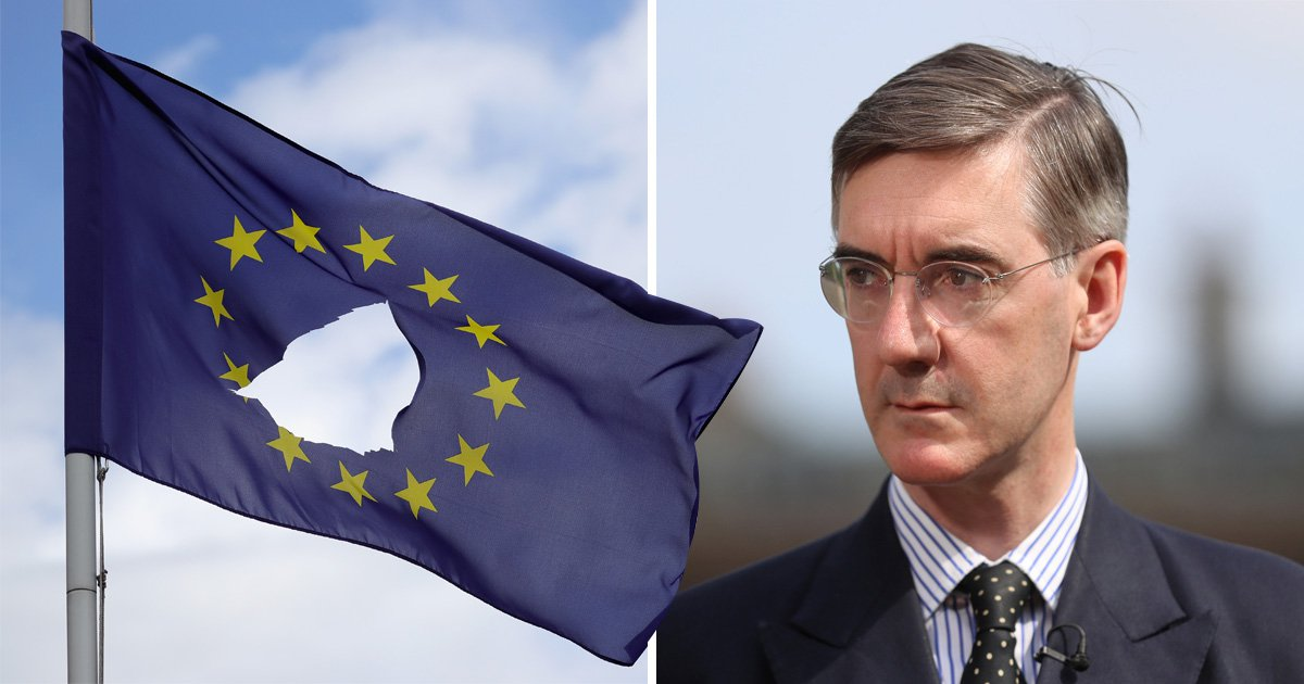 The UK is heading for 'no deal' Brexit, says Jacob Rees-Mogg