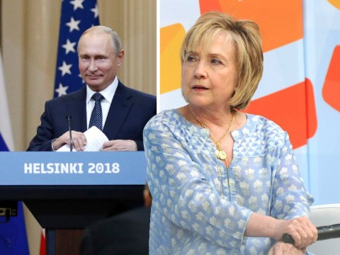 Hillary Clinton hints that Vladimir Putin played Donald Trump at crunch summit