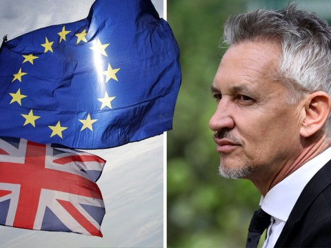 Campaign for second referendum gains momentum as Gary Lineker gives his backing