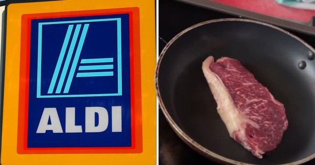 Aldi Is Selling The World's Most Expensive Steak For Super Cheap