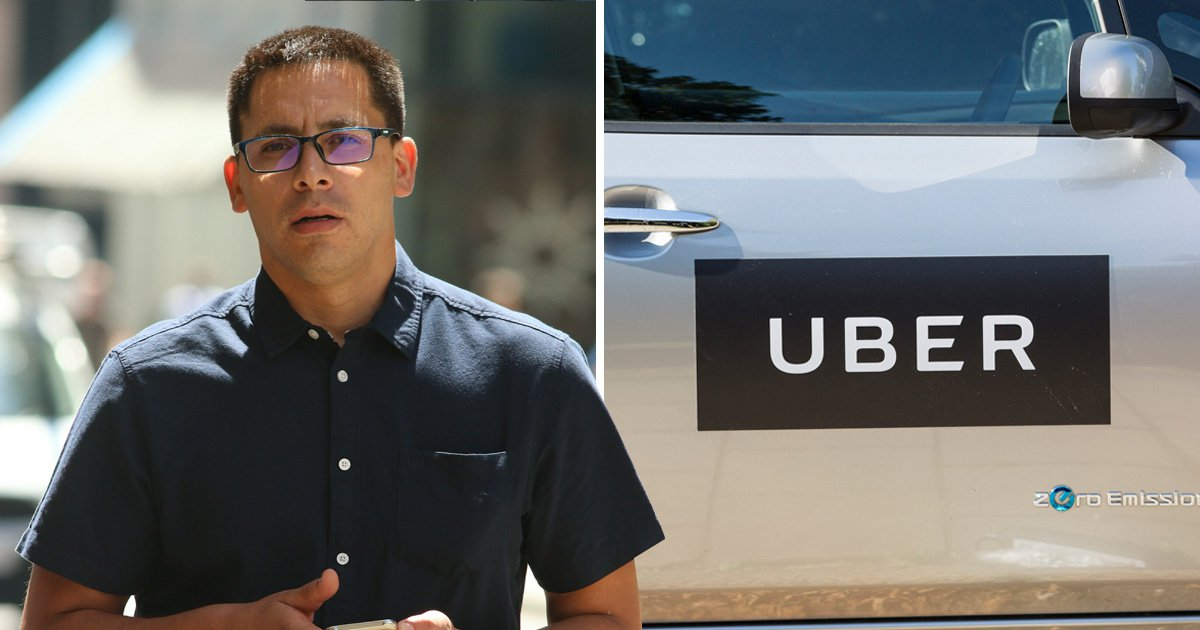 Uber driver who took passenger on detour and ran his hand up her thigh jailed
